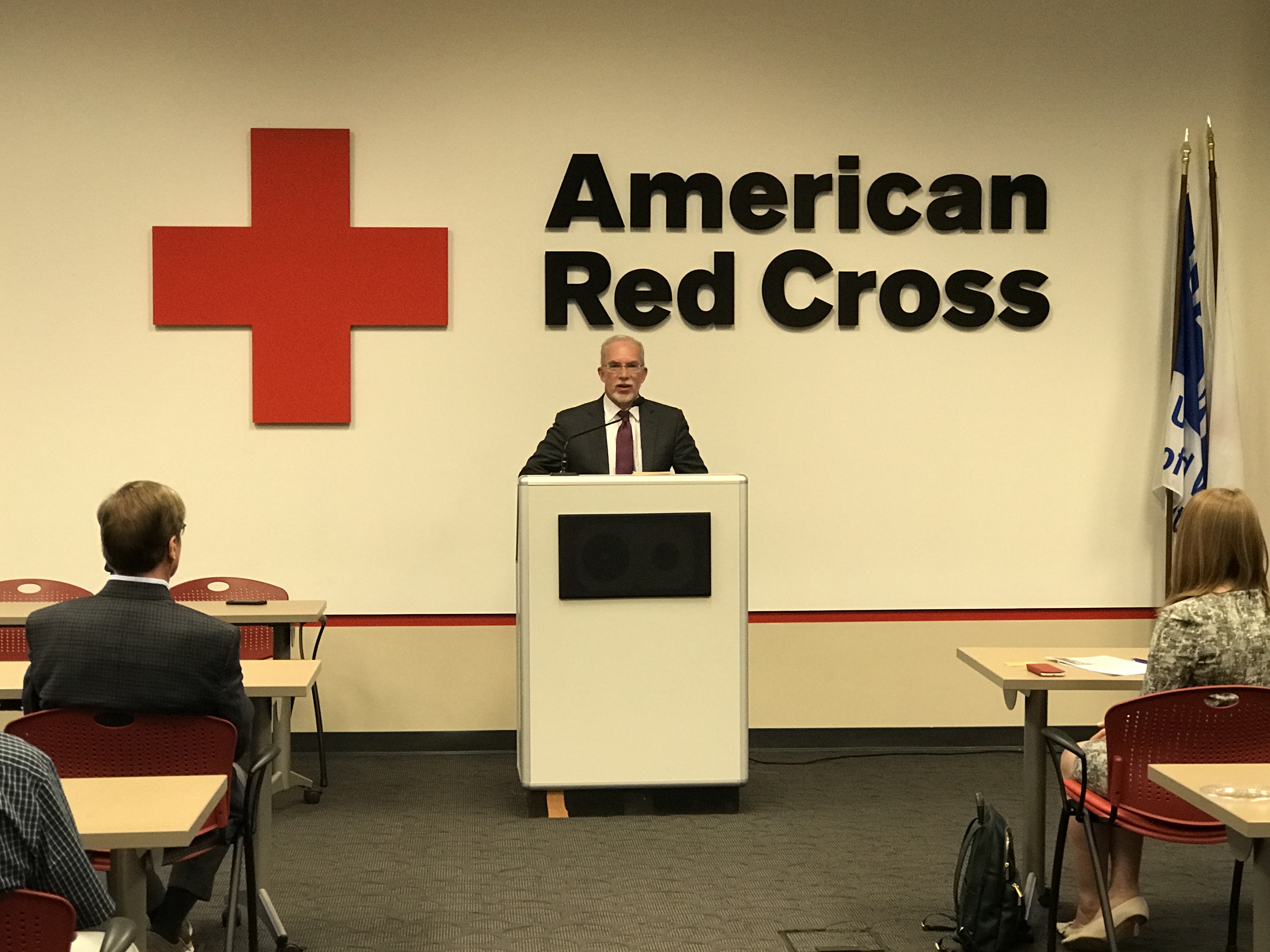 revere at red cross